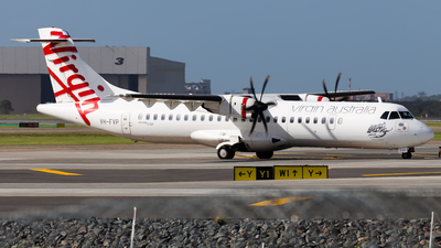 VH-FVP - ATR 72-212A(600) - Virgin Australia Airlines