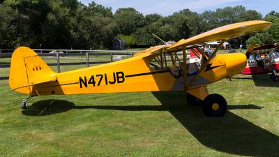 A picture of N471JB -  - [AL1039] - © HA-KLS