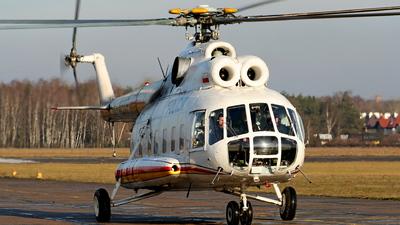 SN-40XP - Mil Mi-8S Hip - Poland - Police