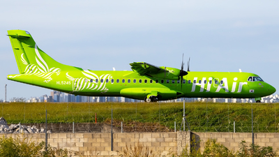 A picture of HL5245 - ATR 72500 - Hi Air - © YoungKyun Shin