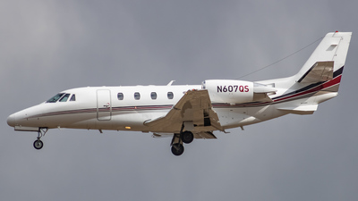 N607QS - Cessna 560XL Citation Excel - NetJets Aviation