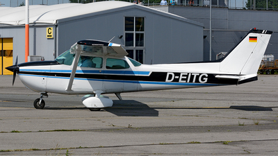 D-EITG - Reims-Cessna F172N Skyhawk II - Private