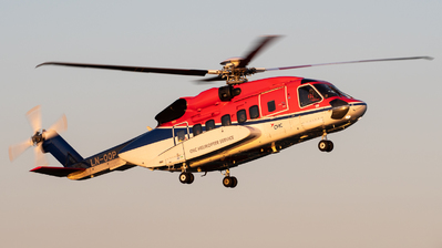 A picture of LNOQP - Sikorsky S92A - CHC Helikopter Service - © Richard Toft