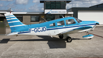 F-GCJD - Piper PA-28-161 Warrior II - Private