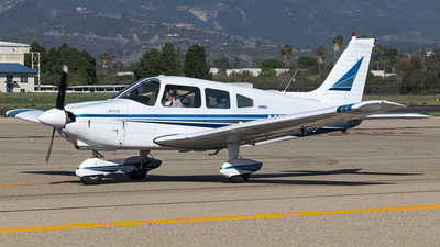 A picture of N5997V - Piper PA28181 - [287790515] - © Ricky Teteris
