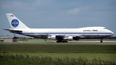 N739PA - Boeing 747-121 - Pan Am