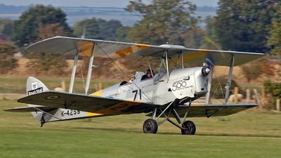 G-ANMO - De Havilland DH-82A Tiger Moth - Private