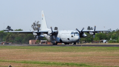 TC-69 - Lockheed KC-130H Hercules - Argentina - Air Force