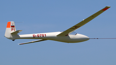 D-0701 - Glasflugel 201B Standard Libelle - Private