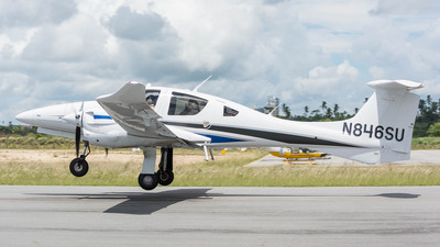 N846SU - Diamond Aircraft DA-62 - Diamond Aircraft Industries