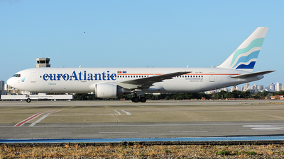 CS-TKT - Boeing 767-36N(ER) - EuroAtlantic Airways