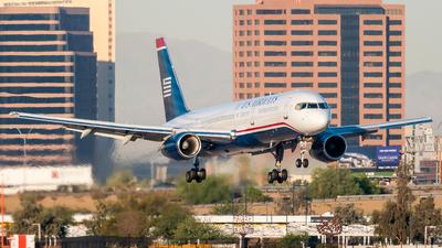 N904AW - Boeing 757-2S7 - US Airways