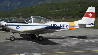 A picture of HBHFX - FFA AS202/151 Bravo - [124] - © Mirko Bleuer