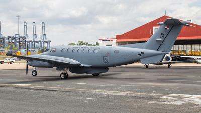 AN-401 - Beechcraft B300 King Air 350 - Panama - Servicio Nacional Aeronaval