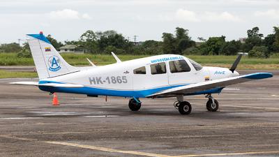 HK-1865 - Piper PA-28-181 Archer II - Aeroestar