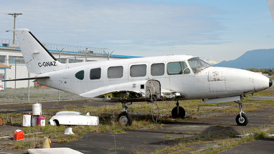 C-GNAZ - Piper PA-31-350 Navajo Chieftain - Orca Air