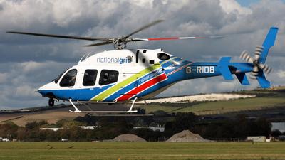 G-RIDB - Bell 429 Global Ranger - National Grid