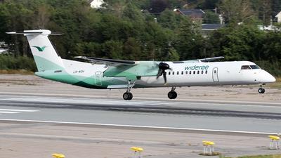 LN-WDH - Bombardier Dash 8-Q402 - Widerøe