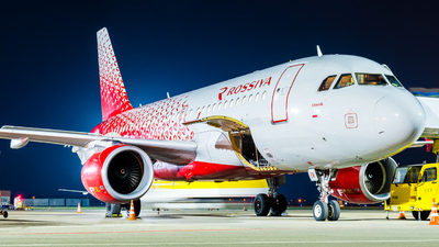 A picture of VPBIV - Airbus A319115 - Rossiya - © Alexander Lebedev