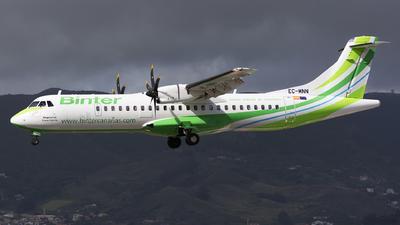EC-MNN - ATR 72-212A(600) - Binter Canarias (Canarias Airlines)