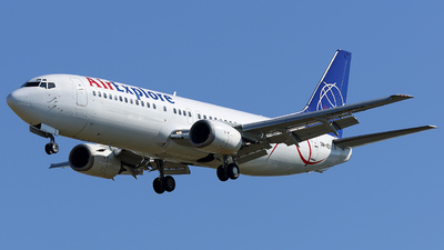 OM-AEX - Boeing 737-4Y0 - Air Explore