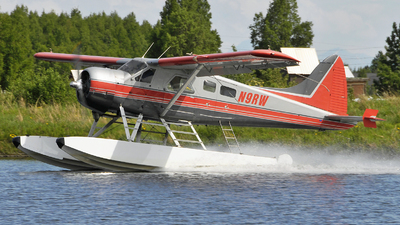 N9RW - De Havilland Canada L-20A Beaver - Private
