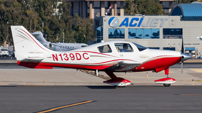 N139DC - Columbia 400 - Private