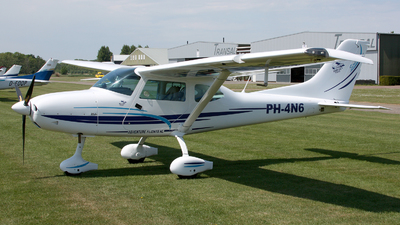 PH-4N6 - TL Ultralight TL-3000 Sirius - Private