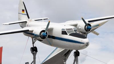 D-CAKE - Percival P-66 Pembroke C.1 - Private