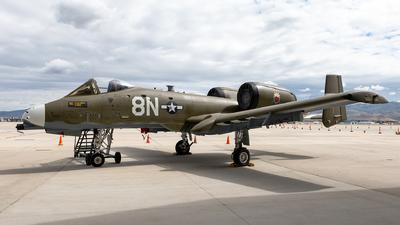 78-0618 - Fairchild A-10C Thunderbolt II - United States - US Air Force (USAF)