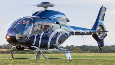 D-HKDV - Eurocopter EC 120B Colibri - Private