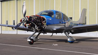 N662DP - Cirrus SR22T Carbon - Cirrus Design Corporation