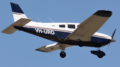 A picture of VHURD - Piper PA28181 Archer III - [2843099] - © maryandthegeek