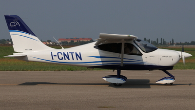 I-CNTN - Tecnam P2008JC MkII - Private