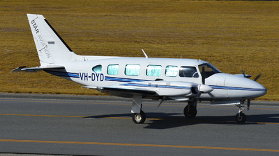 A picture of VHDYD - Piper PA31350 - [317652119] - © Abram Chan - AirTeamImages