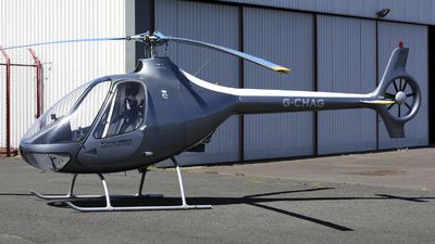 A picture of GCHAG - Guimbal Cabri G2 - [1035] - © Ian Tate