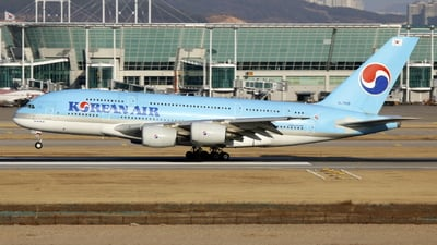 HL7619 - Airbus A380-861 - Korean Air