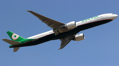 B-16711 - Boeing 777-35EER - Eva Air