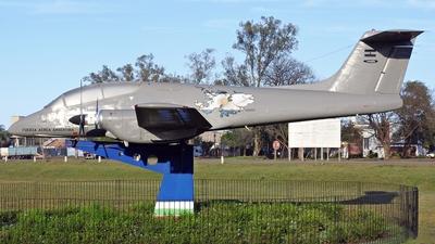 A-563 - FMA IA-58A Pucará - Argentina - Air Force