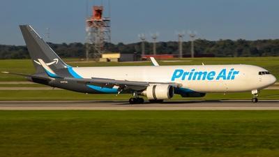 N1373A - Boeing 767-31K(ER)(BDSF) - Amazon Prime Air