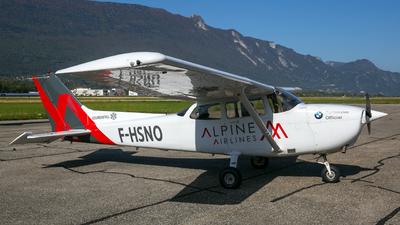 F-HSNO - Cessna 172R Skyhawk - Alpine Airlines