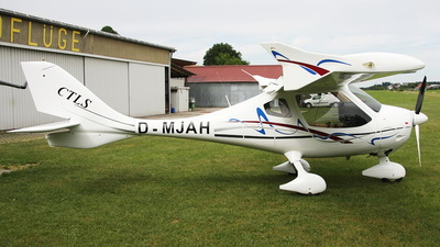 D-MJAH - Flight Design CTLS - Private