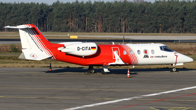 D-CITA - Bombardier Learjet 60 - FAI Flight-Ambulance