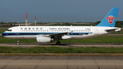 B-6909 - Airbus A320-232 - China Southern Airlines