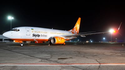 A picture of URSQD - Boeing 73773V - SkyUp Airlines - © Vyacheslav Firsov