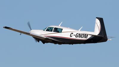 C-GNOM - Mooney M20K - Private
