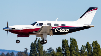 A picture of CGUSI - Piper PA46500TP - [4697456] - © Grant Gladych