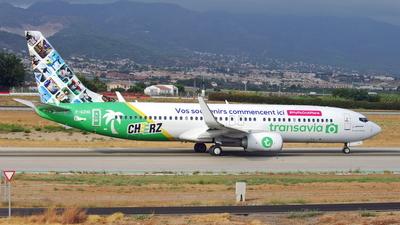 F-GZHO - Boeing 737-8K2 - Transavia France