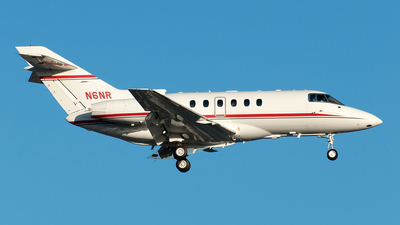 N6NR - Raytheon Hawker 800XP - Private