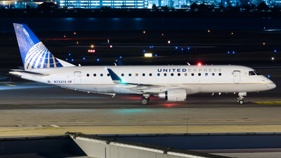 N732YX - Embraer 170-200LR - United Express (Republic Airlines)